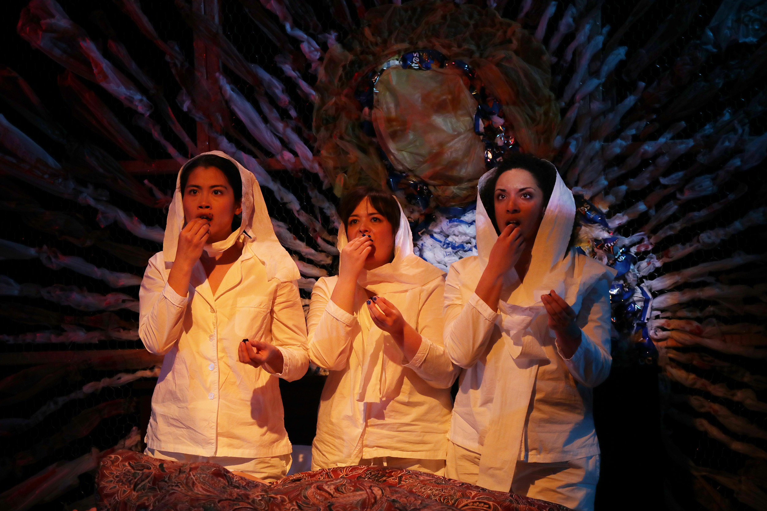 Martyrs, LaMaMa Experimental Theatre