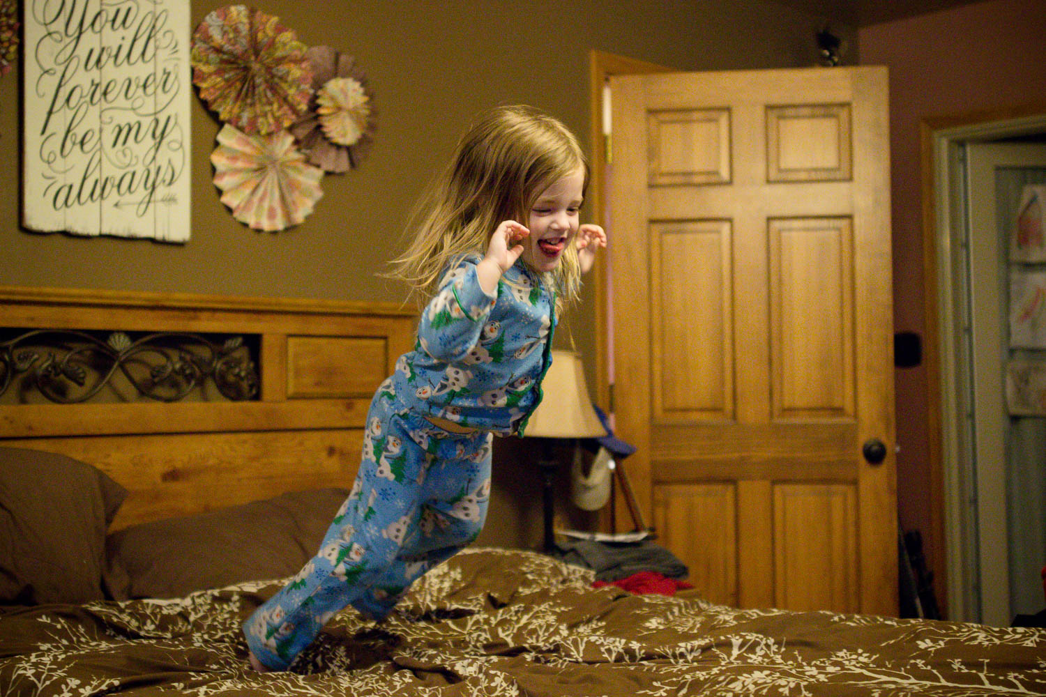 No more monkeys jumping on the bed -crown point indiana storytelling photography