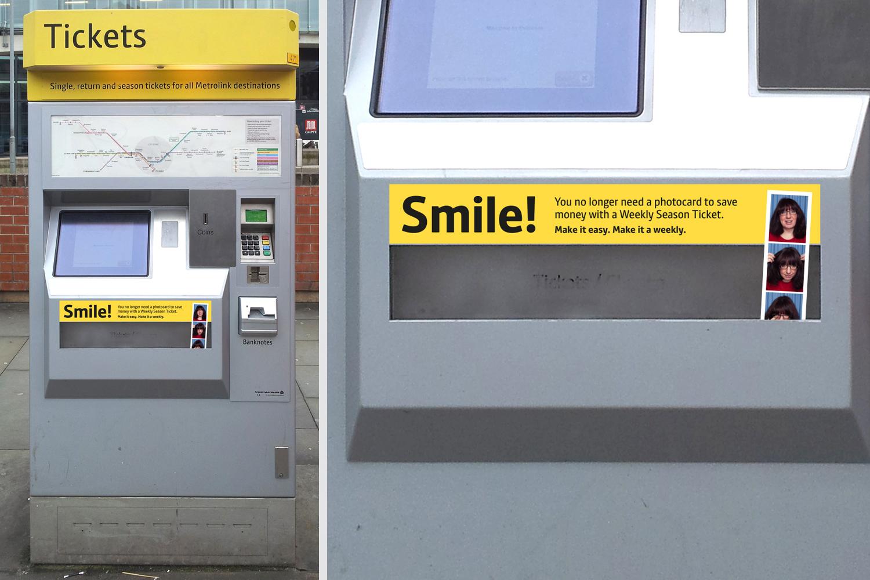 Ticket Machine Graphic