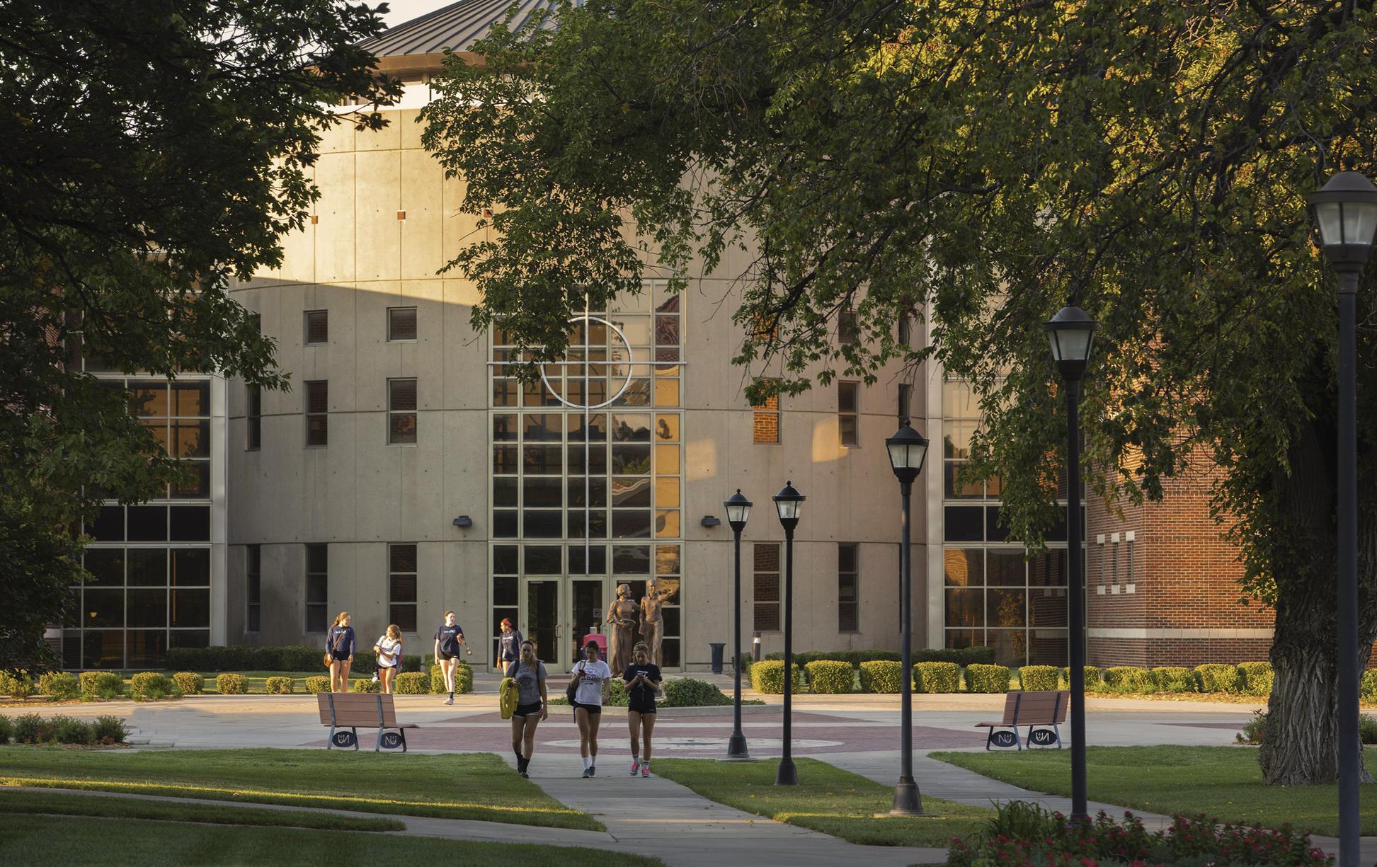 Newman University in Wichita, KS.