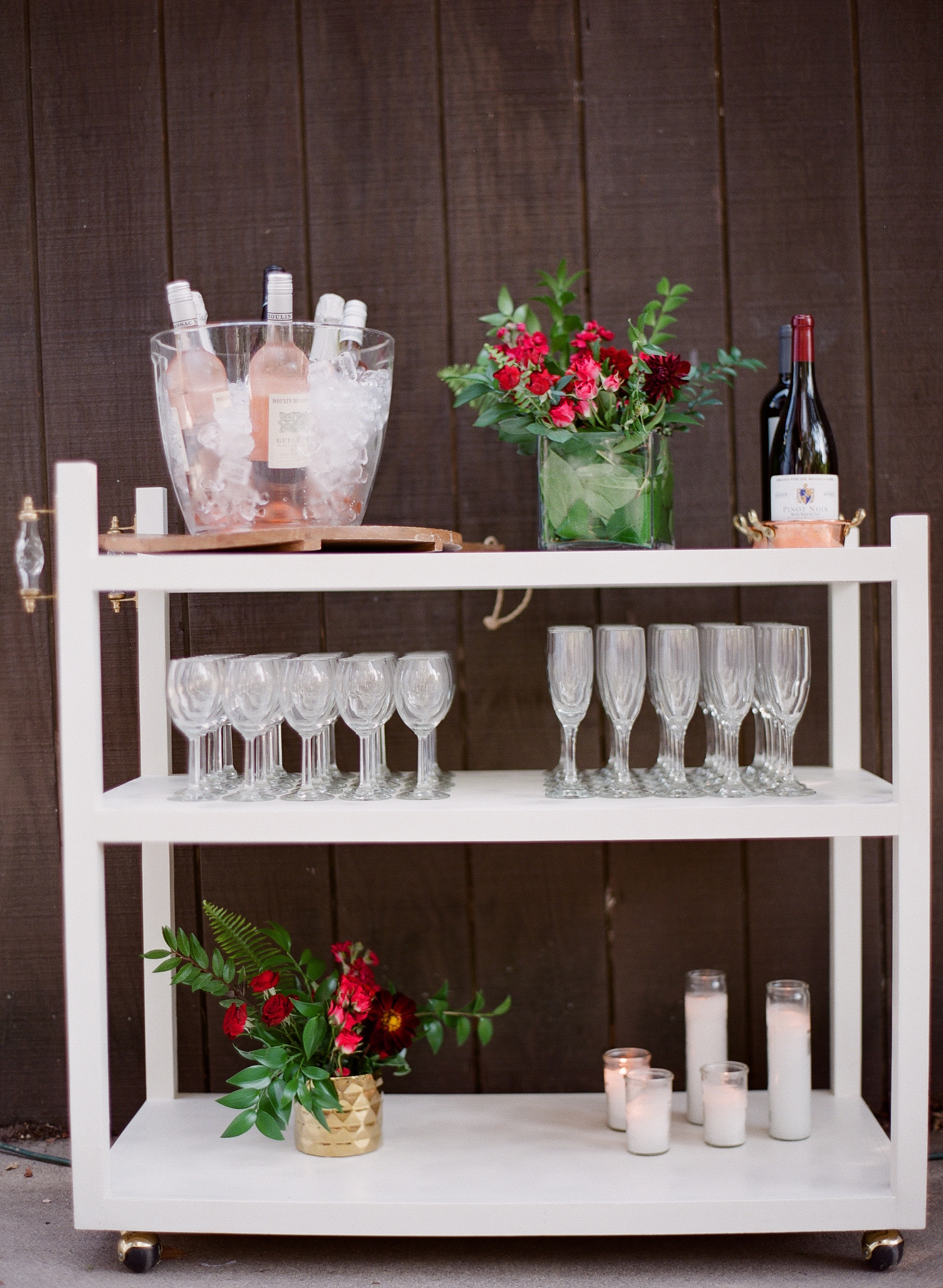 Al Fresco Bridal Shower - by Midtown Design & Events // photo by Megan Sorel