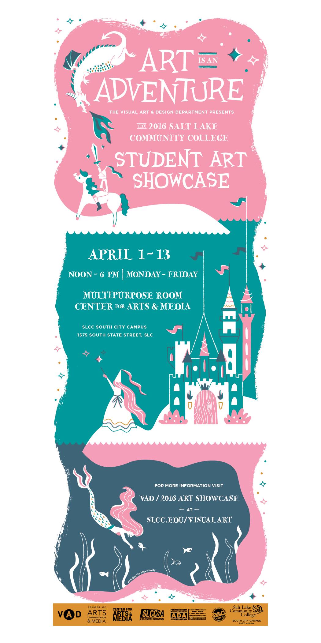 Art Show Poster Missy Turner