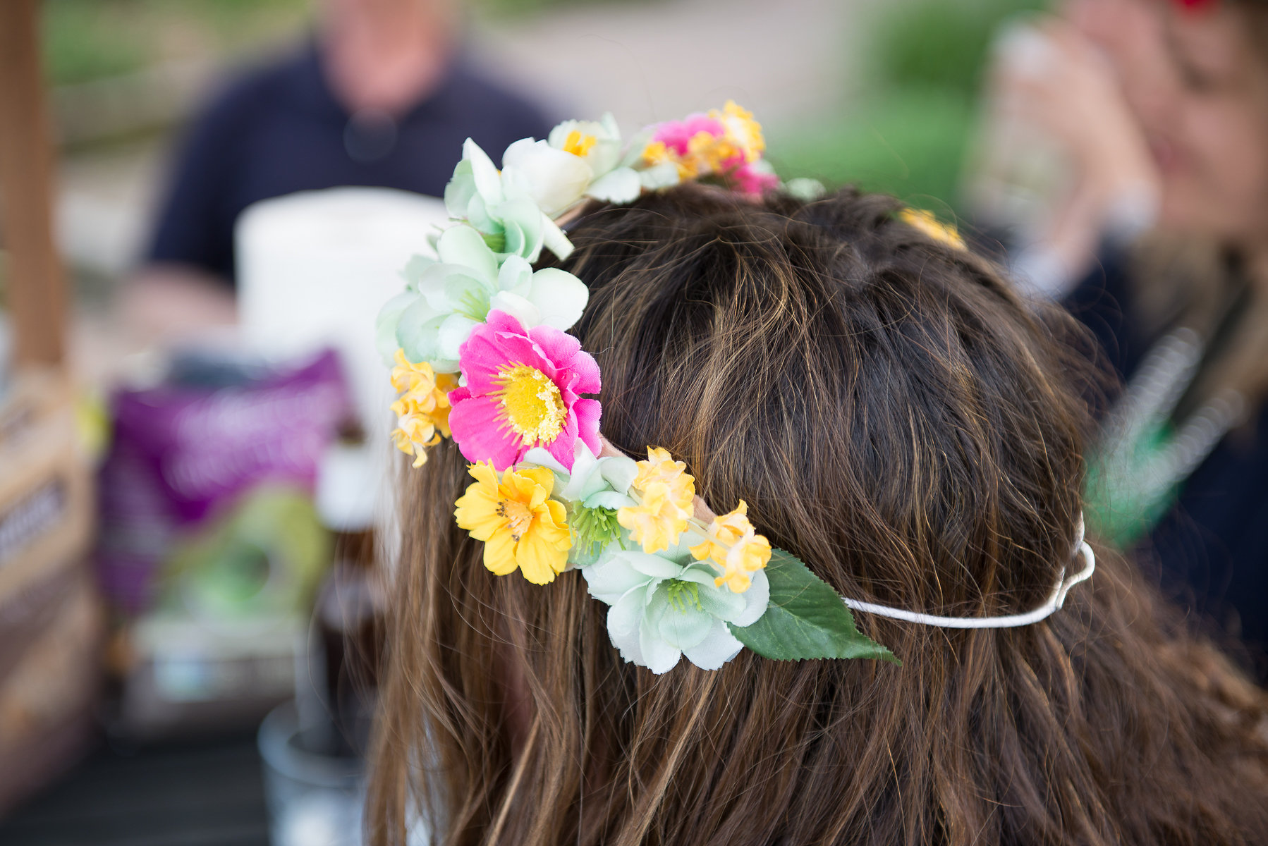 Jessica not only made flower crowns for everyone, but took all the pics. She is amazing.