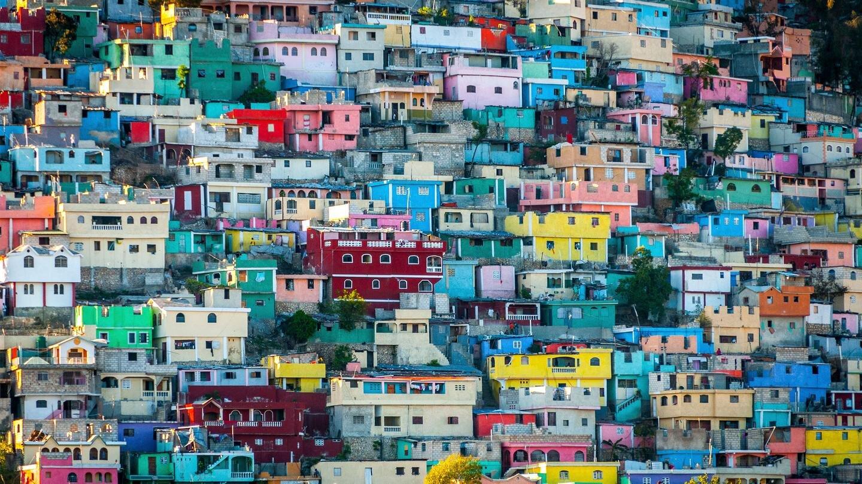 Jalousie - Petionville, Haiti - Home