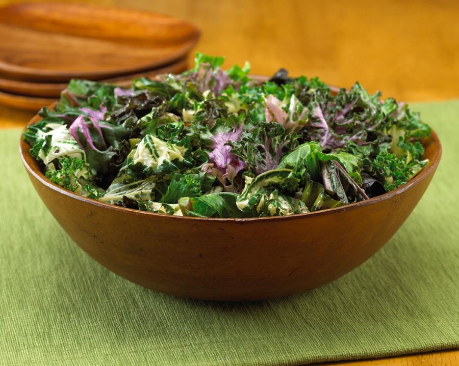 Nature's Greens Seasonal Harvest - get our simple sauté recipe  here !