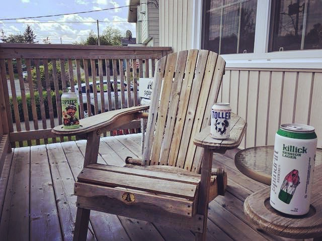 Congratulations to @benrans for winning last week's caption photo contest! His feline poem was inspired 🐈🍻👌🏻. This week we want you to show us your Spindrift patio setup (just like this one🍺.) Post a pic of your patio featuring a Spindrift beer cameo, tag us and you could be our next Spindrift Summer Survival Pack winner (a Spindrift cooler backpack stuffed full of our beer) 🙌🏻🍺! If that isn't cool enough, you would even be given tickets to our exclusive end of summer winners party at the end of the summer 😉. Ready, set, post your patios 😝🍺☀️! • • • • #contestalert #patiosummer #spindriftbrewing #nscraftbeer #craftbeersummer #nssummer #buoybeer #summerbeerthing