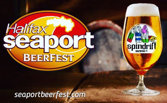 🚨Contest here!! Get your contest here!!🚨 Spindrift Brewing is giving away two tickets to the Friday night opening session of @seaportbeerfest!! This is not a dream! This is reality!  All we need you to do is:  1) Like this post 2) Tag a drinking pal 3) Follow @spindriftbrew and @seaportbeerfest on the gram!  Contest closes tomorrow August 2nd at noon, so act fast! *Must be 19+ to attend this event*  This contest is in no way sponsored, endorsed, administered by or associated with Instagram.  #seaportbeerfest
