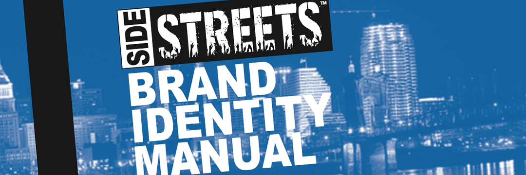 Sidestreets Brand Identity Manual