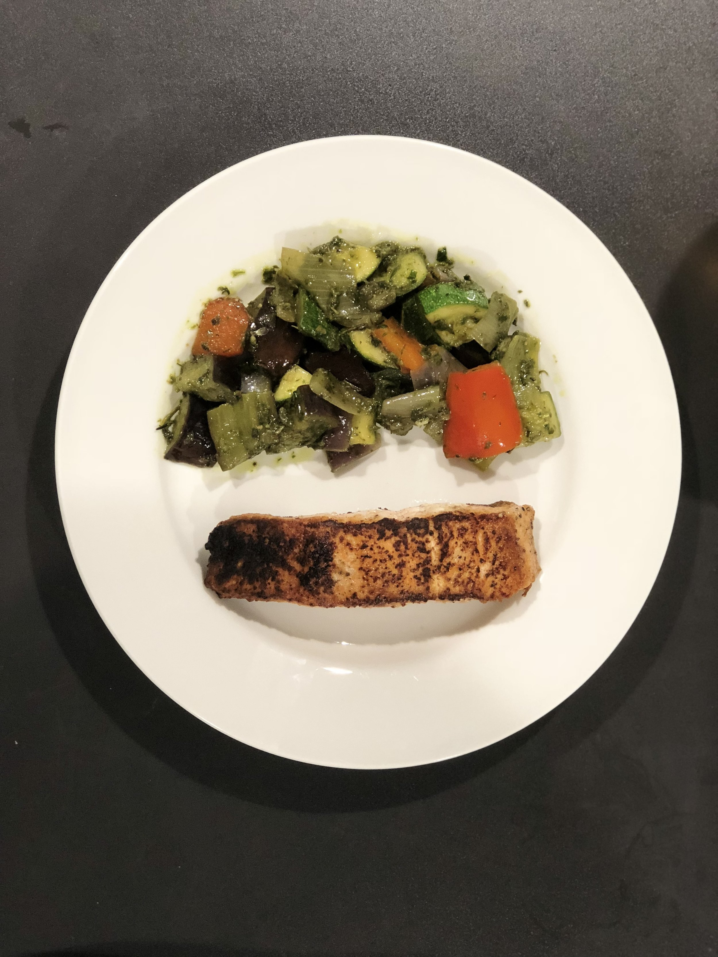 I loved cooking in my student dorm. Lots of fresh salmon dinners!