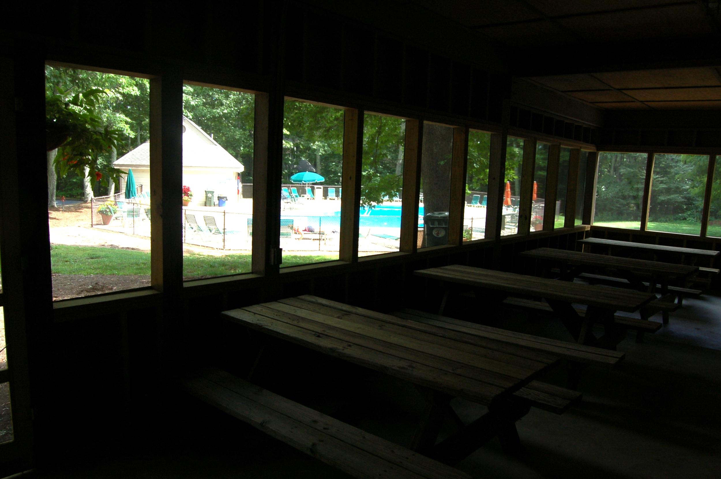 Chestnut Springs Pool & Pavilion