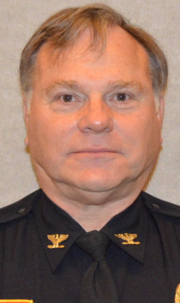 Chief Stan Olah retired in December after 28 years with Wintergreen Police.