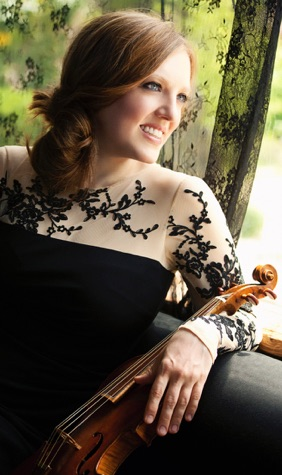 Violinist Rachel Barton Pine  will perform at the Wintergreen Summer Music Festival this year.