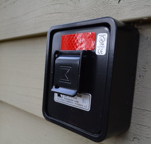 Save another $25 in April 2018 - Wintergreen property owners who purchase the WTG Fire Department Knox Box during April and use the promo code SAFE will save another $25 off of the new, lower $175 price.