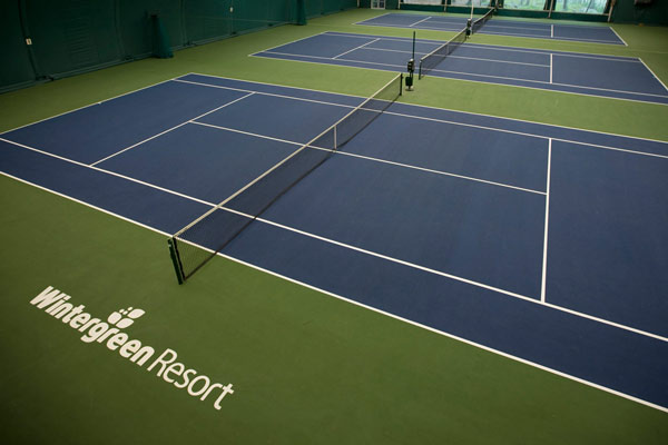 Wintergreen Resort is also offering a Midweek Tennis Academy to everyone;    resort membership is not required.     With a minimum of three players for three hours, players can get a customized private academy session for only $27.50 per person/hour. (Each player pays $82.50 for the three hours.) This is only available during the middle of the week, Monday through Thursday. Call 434-325-8345 for more information or email    tennis@wintergreenresort.com   .