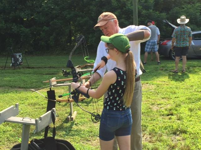 Charles Batchelor teaching archery copy.jpg