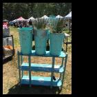 vintage bazaar blue sap buckets.png
