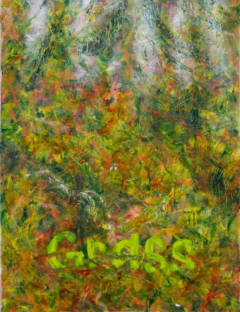Portrait of Grass