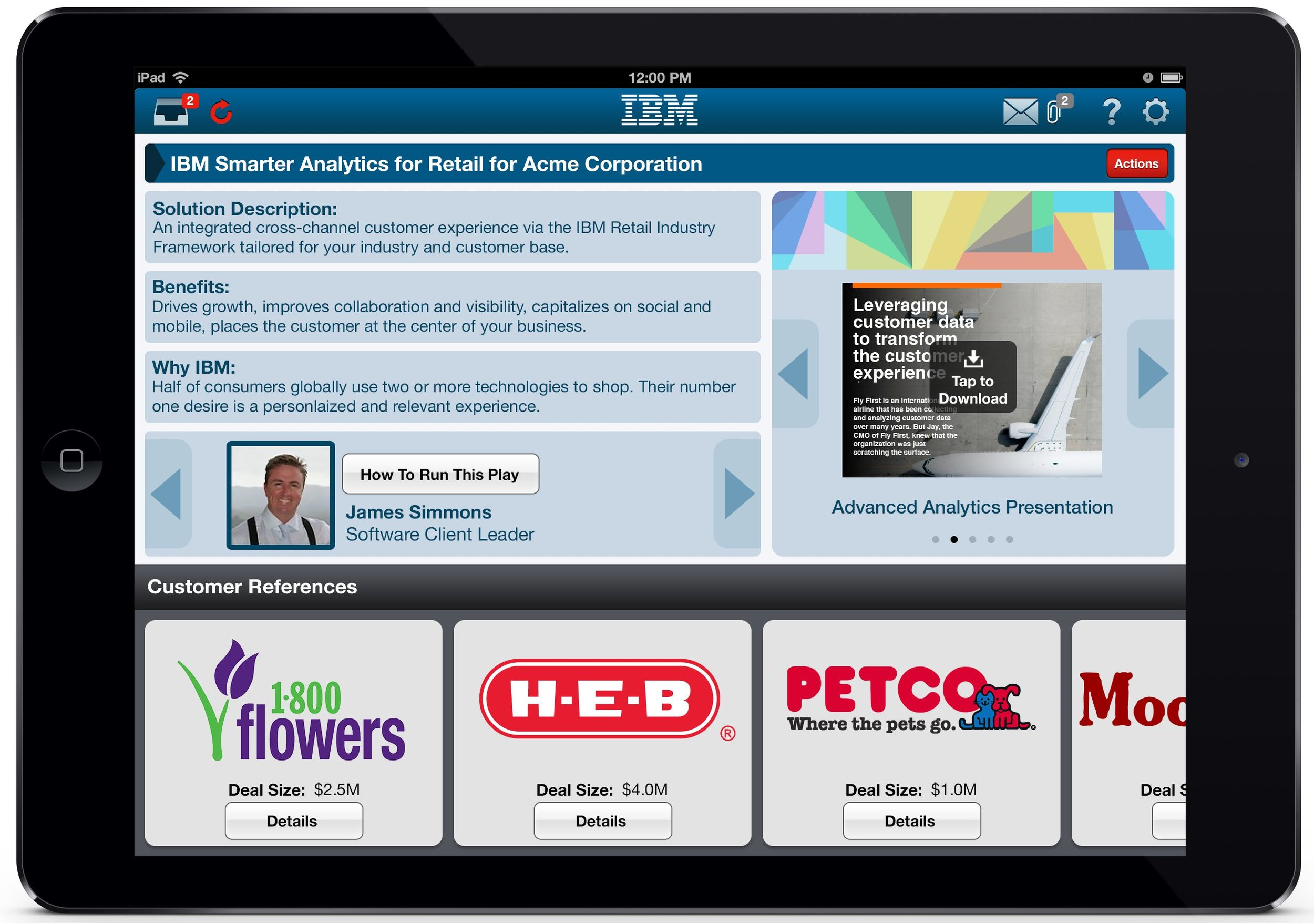 Version 1 IBM Customization