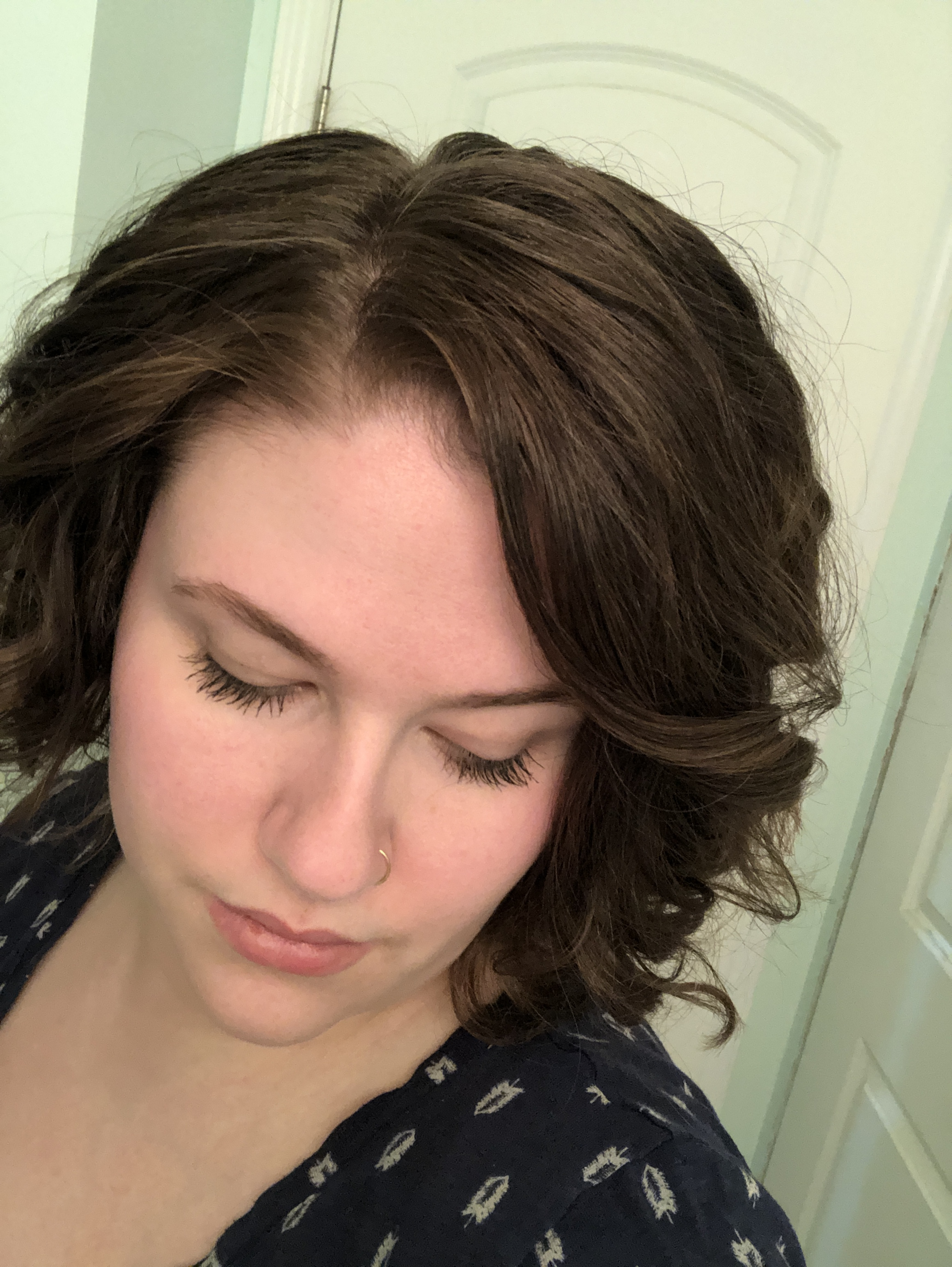 Used the FLOW Root Reboot & Texturizing spray on day four hair - super impressed with the result!