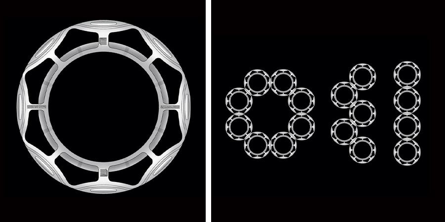 The Ring  Fitness Training Equipment | Plus Designs International