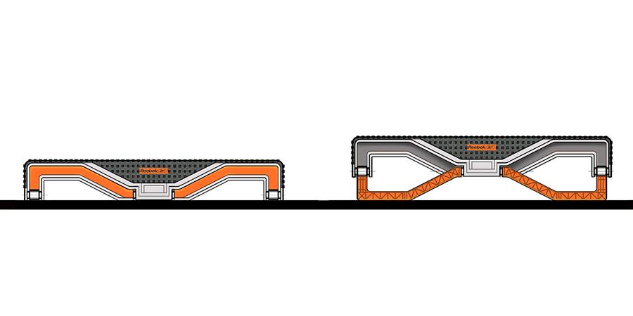 Step   Prototype  | Reebok