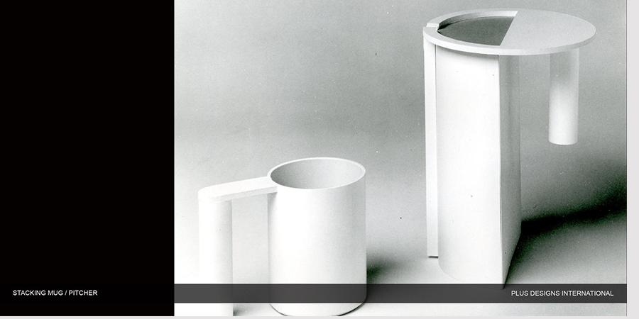 Stacking Mug / Pitcher  | Plus Designs International