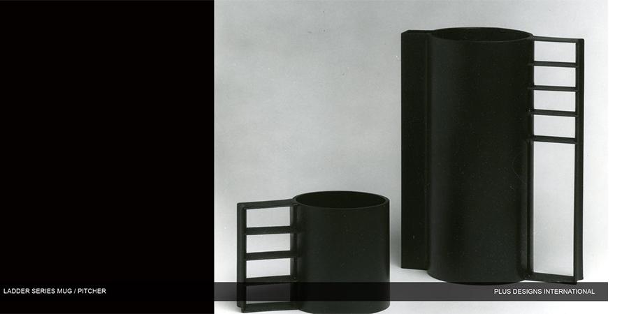 Ladder Series Mug / Pitcher  | Plus Designs International