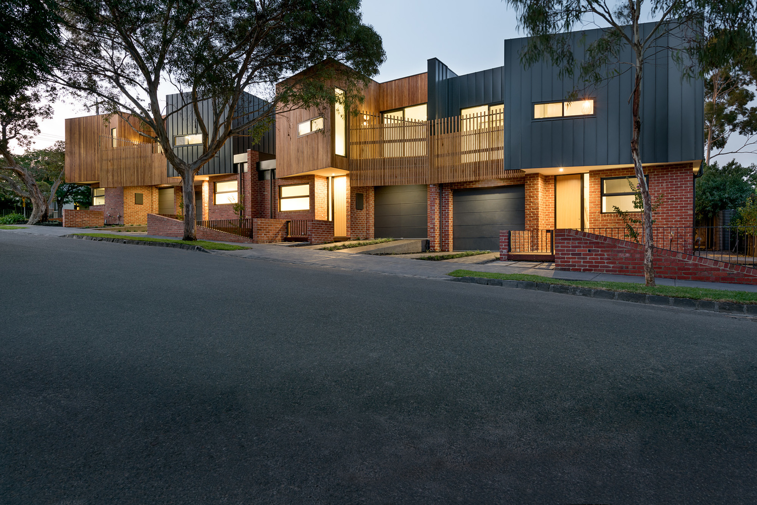 - Alphington Townhouses