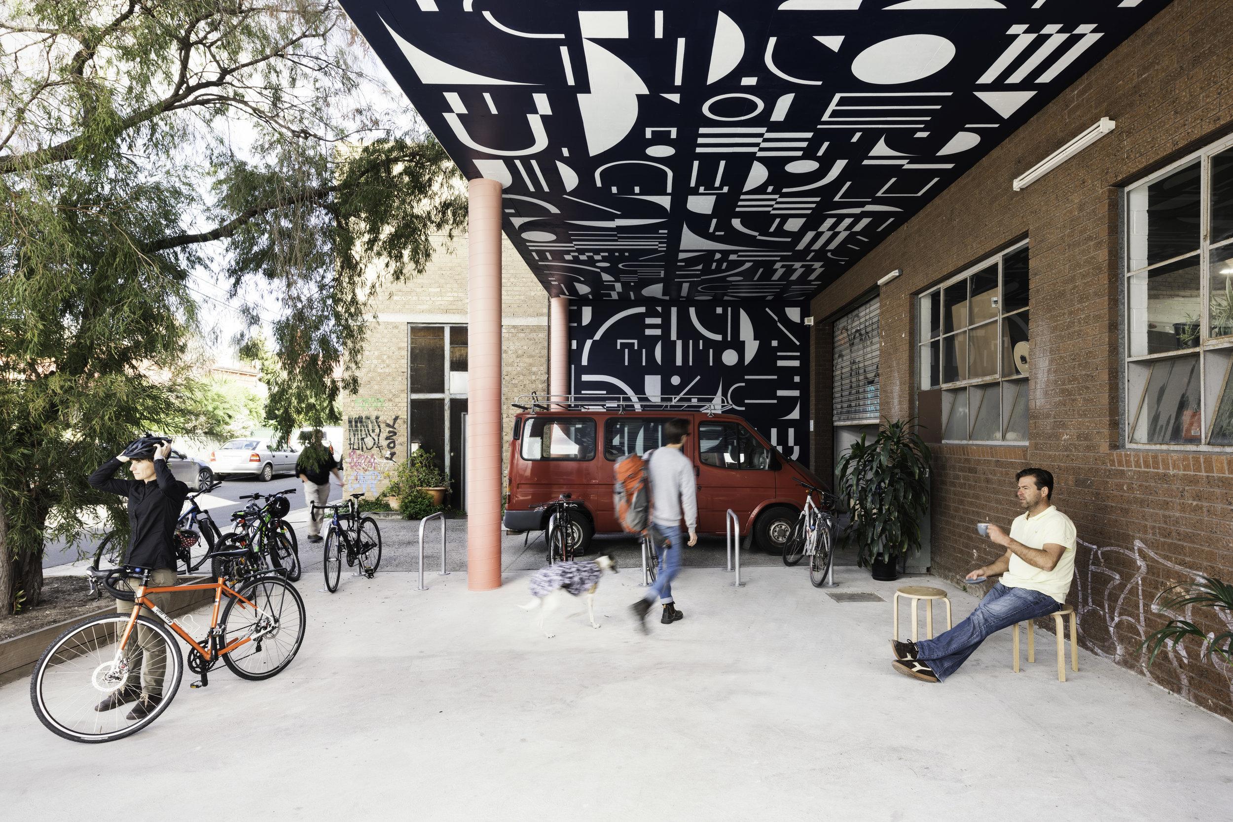 Green Sheep Collective patio landscape architecture mural graffiti urban design public life green sustainalbe .jpg