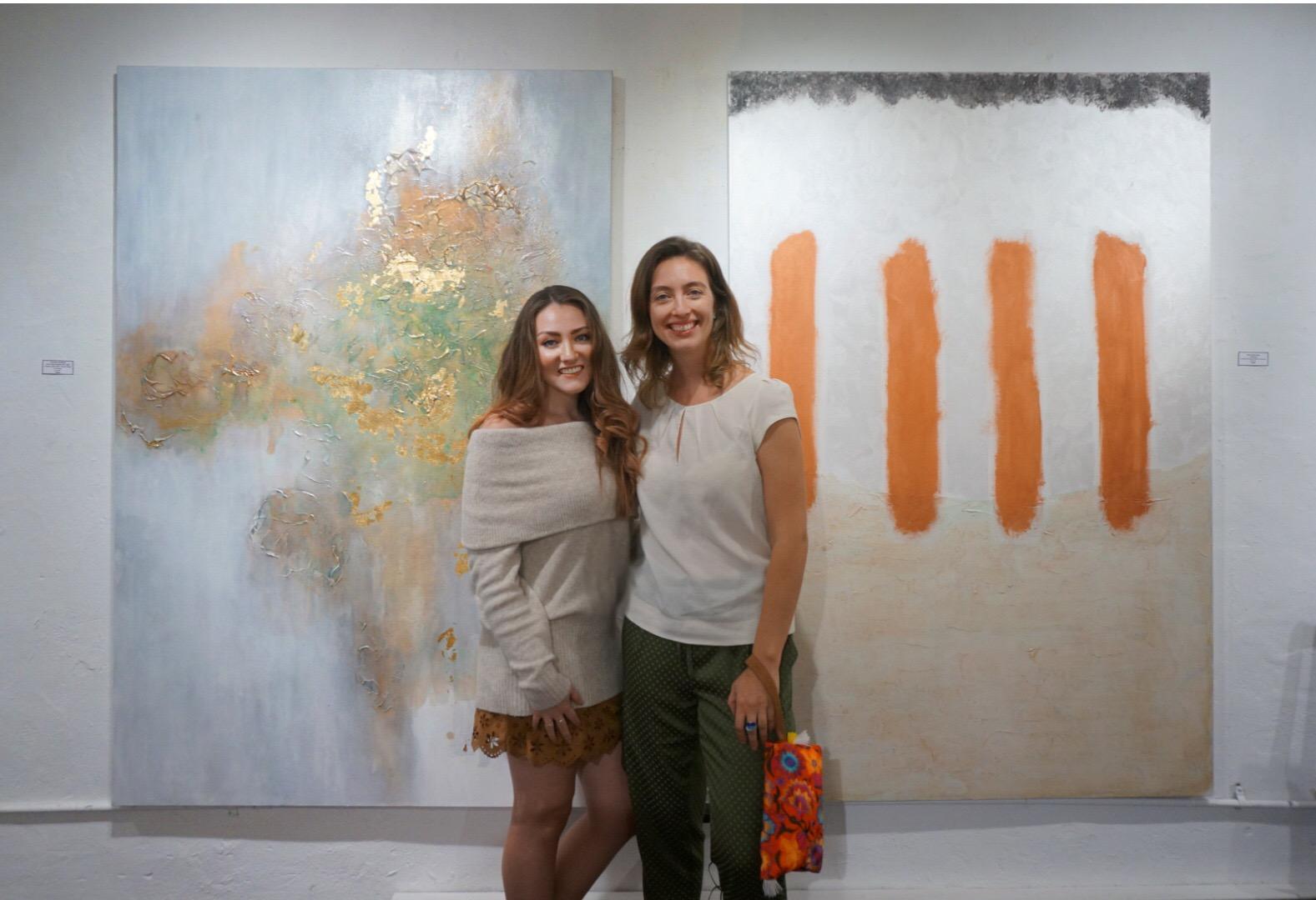 Christine Olmstead & Marta Staudinger