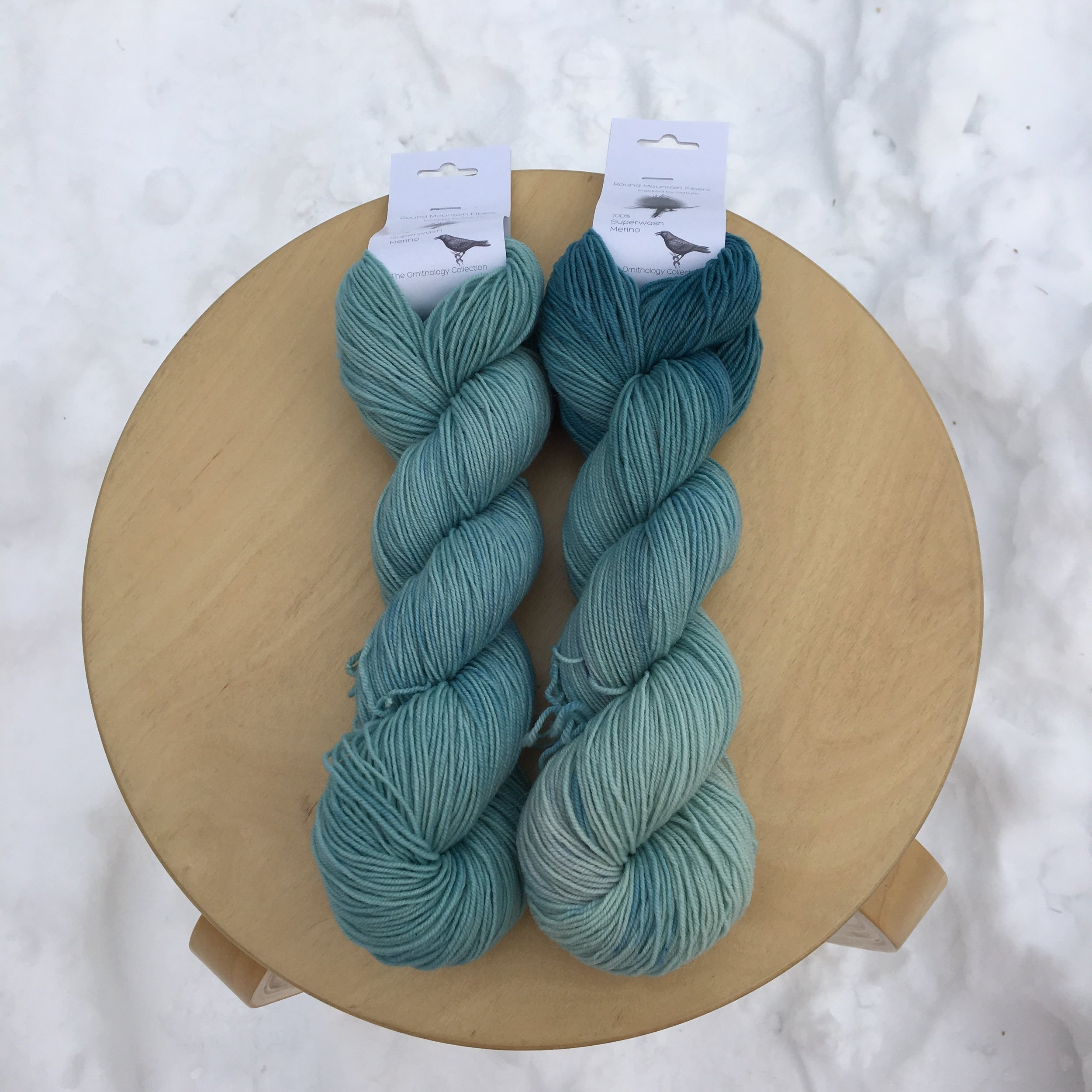 Win this yarn for you and a friend! See giveaway details below!
