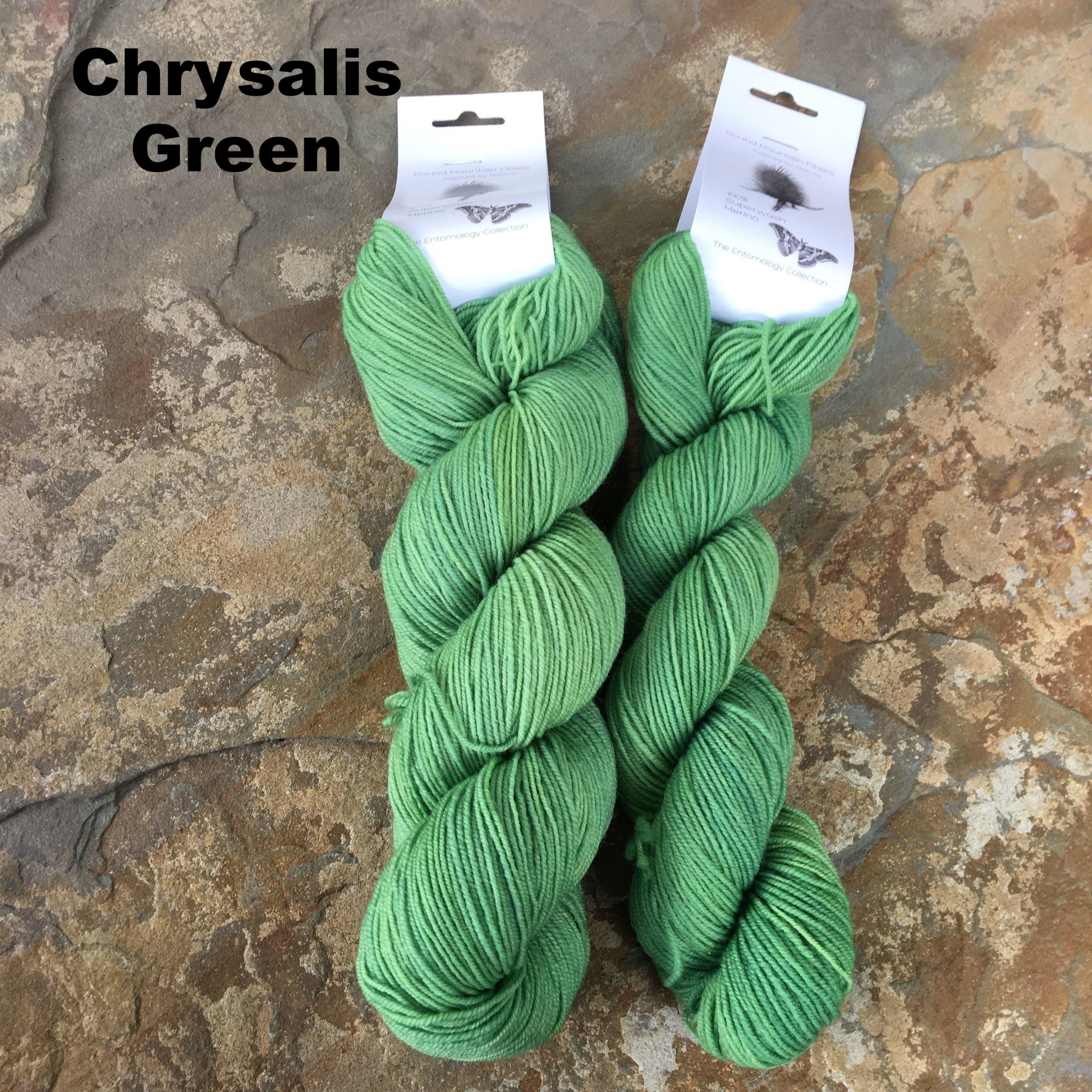 chrysalis green fingering.JPG