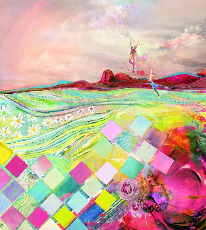 Princess Adaeze & The Kite of Love