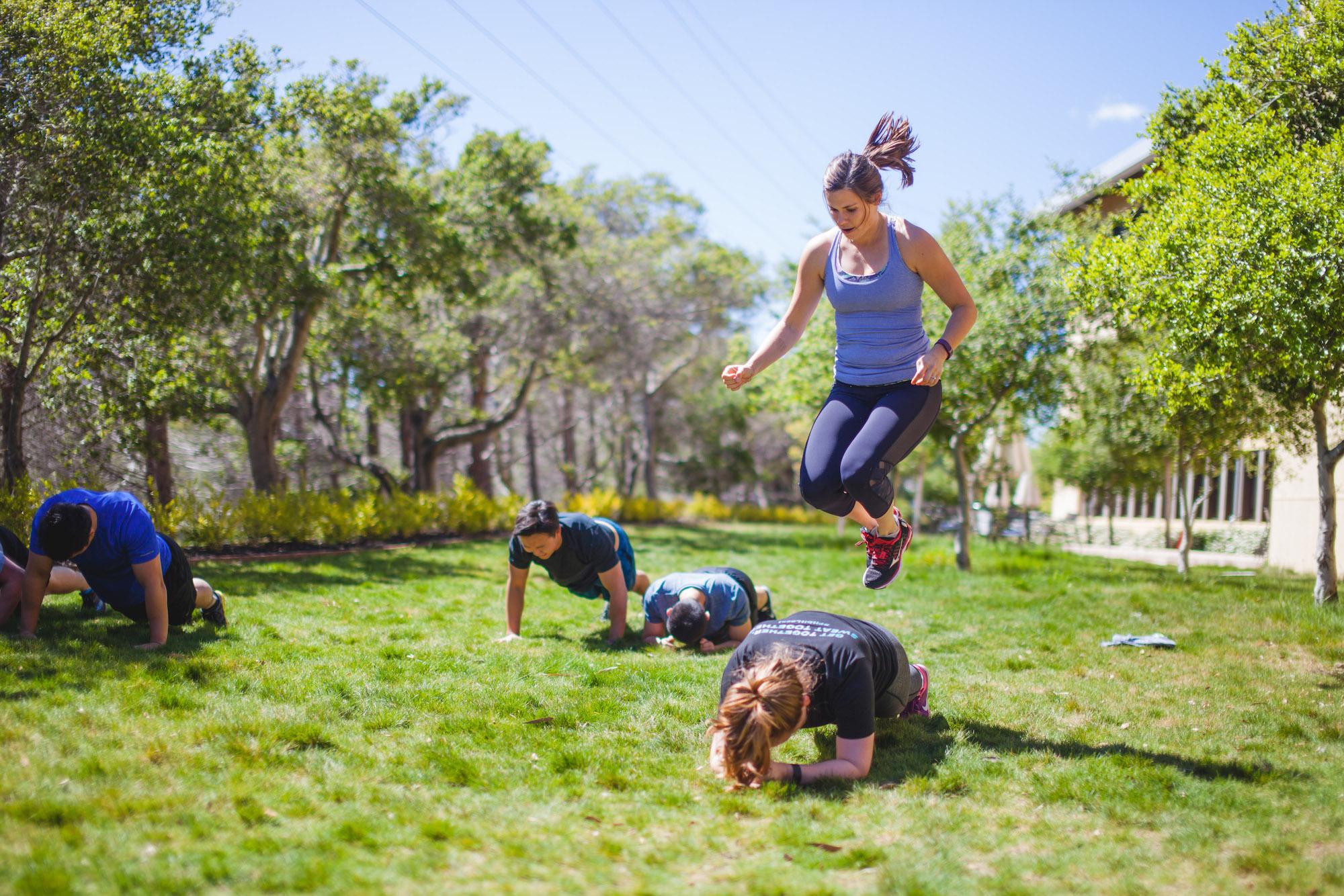 Workplace Wellness -