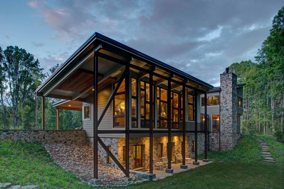 Annapolis Net Zero Zeroenergy Design Boston Green Home Architect Passive House Net Zero Energy