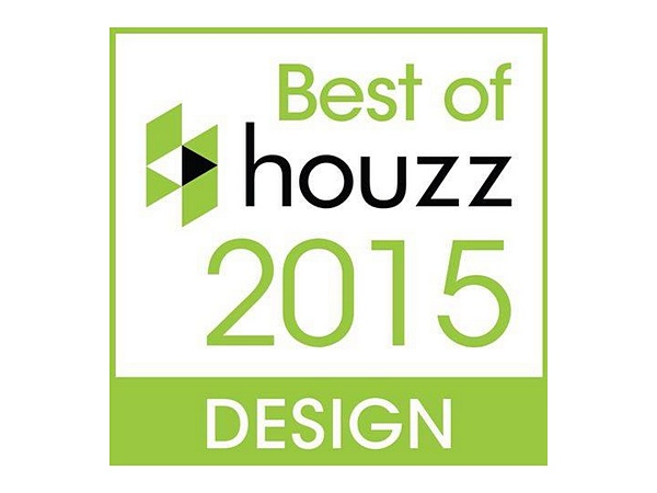 BEST OF HOUZZ 2015  Design Award & Service Award