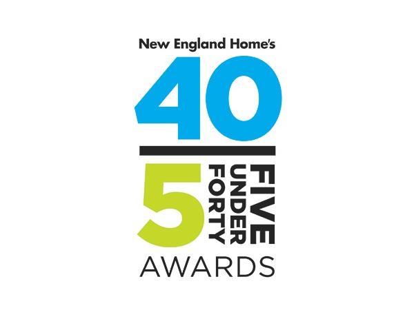 NEW ENGLAND HOME MAGAZINE  5 Under 40 Award - Stephanie Horowitz
