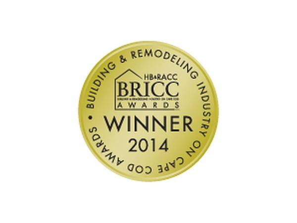 BRICC AWARD  Winner 2014