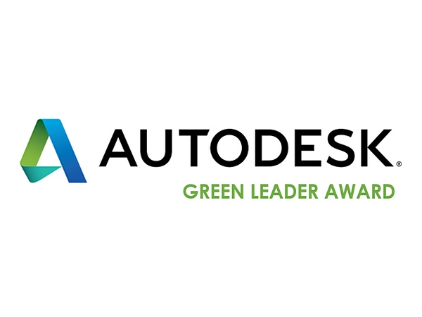AUTODESK  Green Leader Award