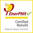 Certified passive house retrofits