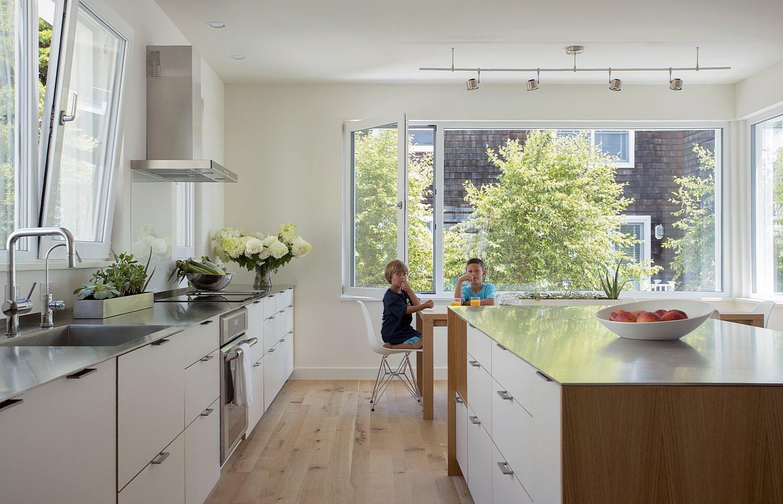 Modern Kitchen open concept