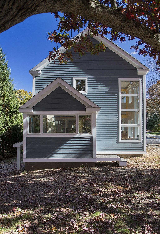 Deep energy retrofit and home renovation Needham