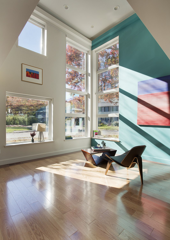 Living room makeover Needham