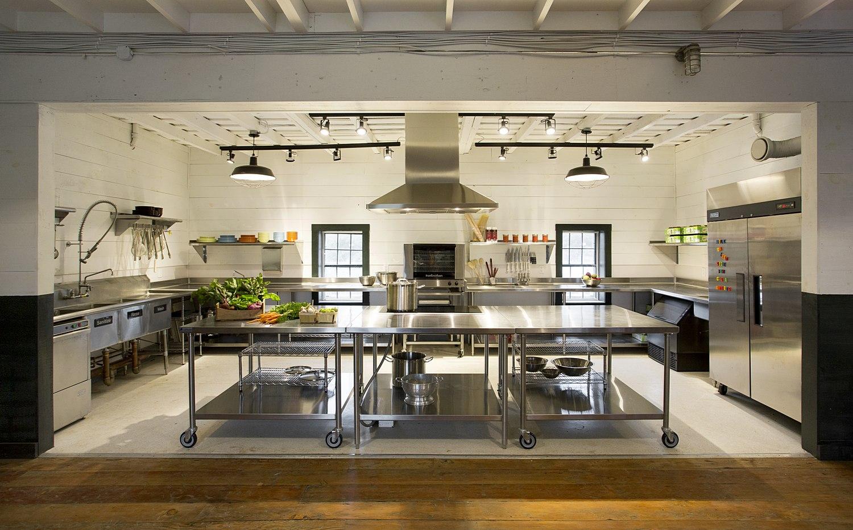 Energy-efficient Commercial Kitchen