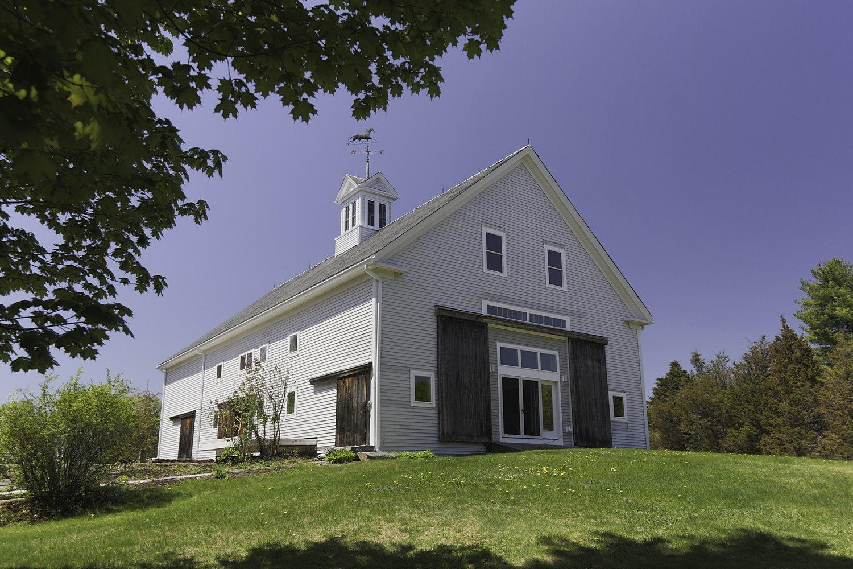 Renovated barn New Hampshire