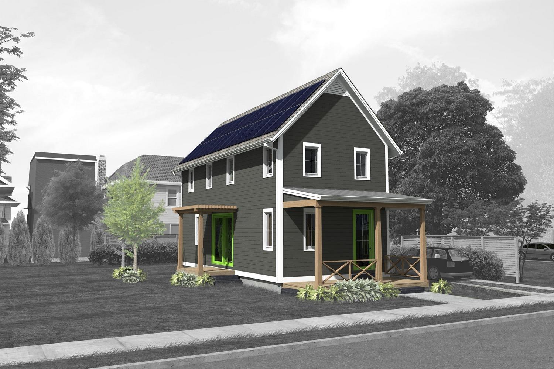 Little Green Rhody Habitat for Humanity contest
