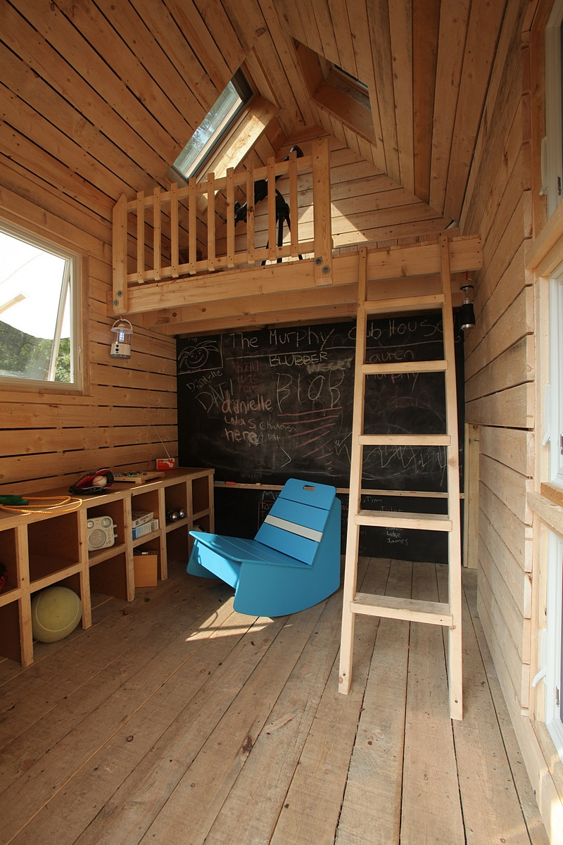 Playhouse Loft Interior