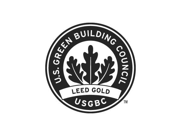 US GREEN BUILDING COUNCIL  LEED Gold - Michael J Cole Building