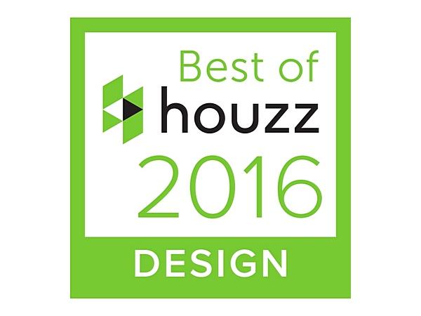 BEST OF HOUZZ 2016  Design Award & Service Award