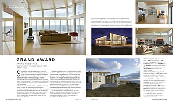 EcoHome  Design Awards  Grand Award